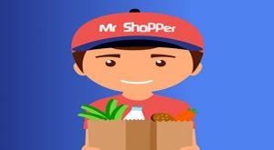 Mr shopper impulsada por Blast Off Partners