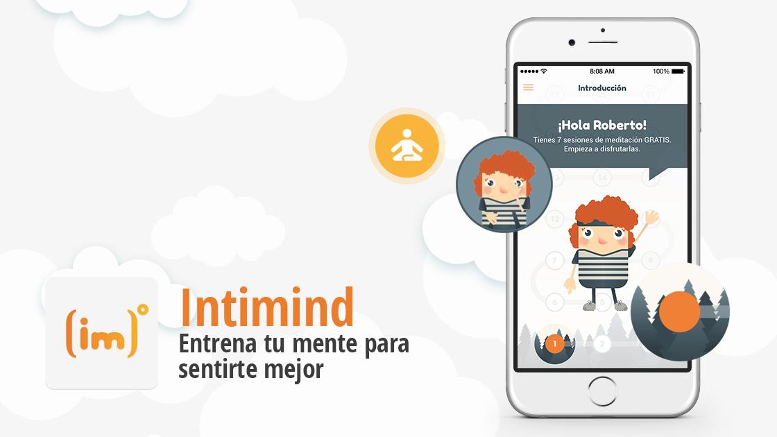 Intimind app impulsada por Blast Off Partners